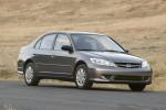2005 Honda Civic LX Sedan.